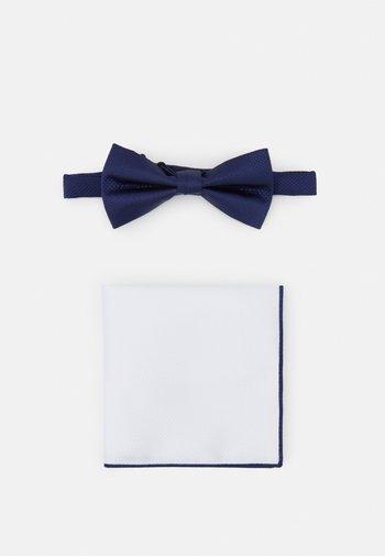 SET - Ficknäsduk - dark blue
