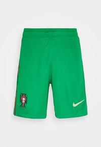 Nike Performance - PORTUGAL SHORT - Sports shorts - pine green/metallic gold - 3