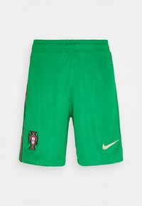 PORTUGAL SHORT - Sports shorts - pine green/metallic gold