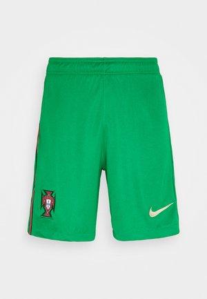PORTUGAL SHORT - Sports shorts - pine green/metallic gold