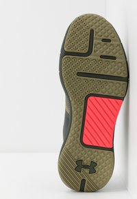 Under Armour - HOVR RISE - Obuwie treningowe - outpost green/baroque green - 4