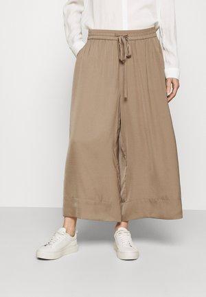 PANTS - Trousers - pine bark