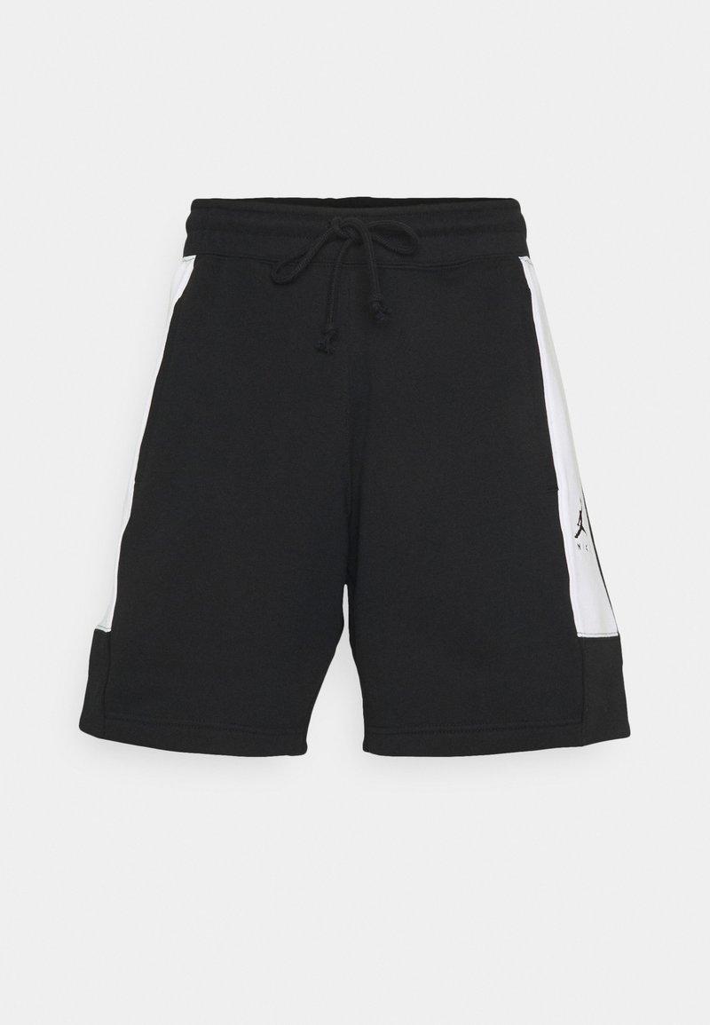 Jordan - Szorty - black/white