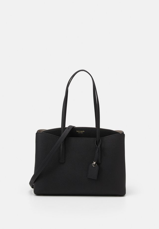 MARGAUX LARGE WORK TOTE - Kabelka - black