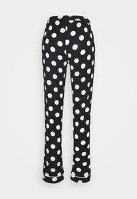 Anna Field - JERSEY AMANDA  - Pyjama - black/white - 3