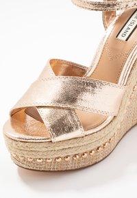 River Island - High heeled sandals - gold - 2