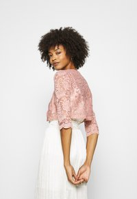 Vila - VIMILLIE COVER UP - Cardigan - misty rose - 2