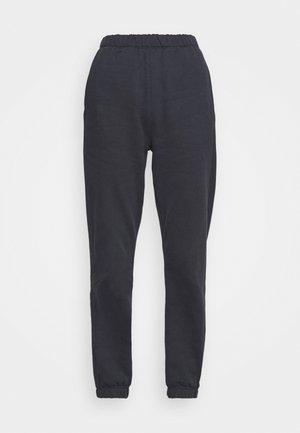 Pantaloni sportivi - washed black