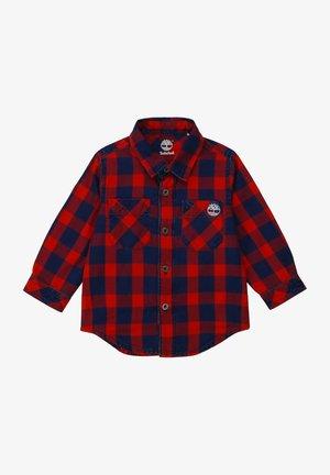 Overhemd - rouge vif