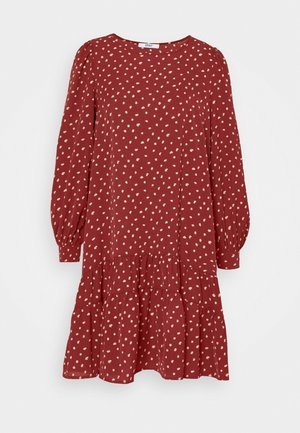 ONLCHERYL DRESS - Kjole - red