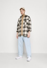 Volcom - BILLOW PANT - Relaxed fit jeans - light blue - 1