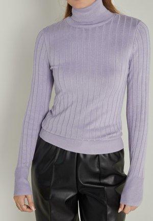 LANGARMSHIRT - Jumper - violett