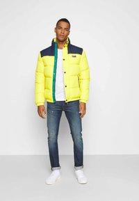 Lee - LUKE - Jeans slim fit - tinted freeport - 1
