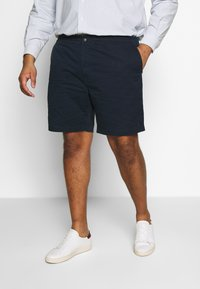 Polo Ralph Lauren Big & Tall - CLASSIC FIT PREPSTER - Kraťasy - nautical ink - 0