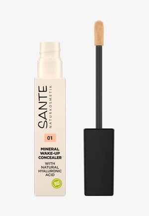 MINERAL WAKE-UP CONCEALER - Correcteur - 01 neutral ivory