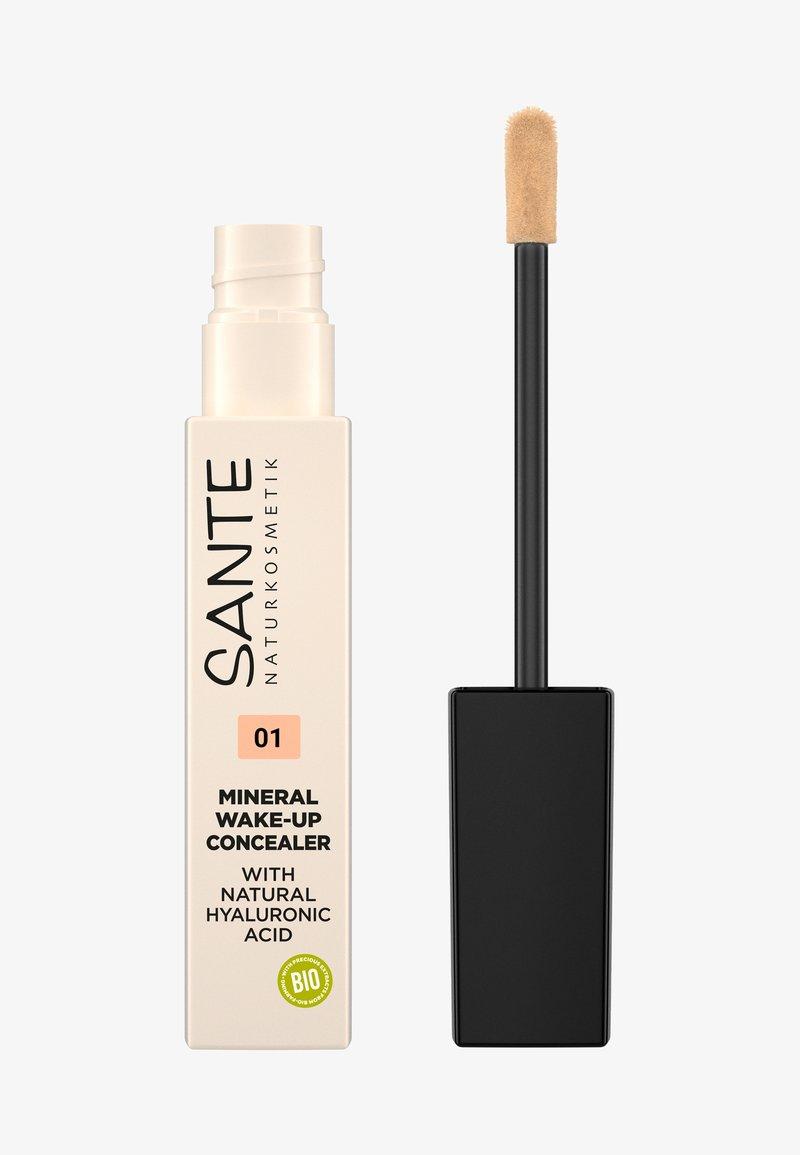 Sante - MINERAL WAKE-UP CONCEALER - Concealer - 01 neutral ivory