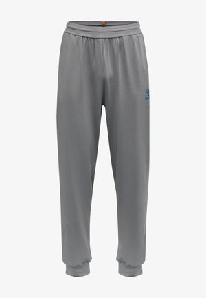 INVENTUS - Tracksuit bottoms - sharkskin