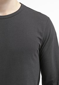 Jack & Jones - JJBASIC  - Longsleeve - black - 4