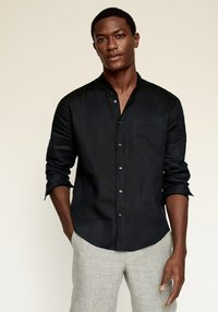 Mango - SLIM FIT  - Košile - zwart - 0