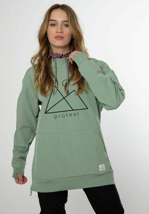 Sweater - light green