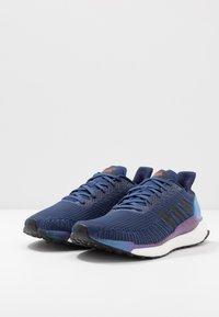 adidas Performance - SOLAR BOOST 19 - Zapatillas de running neutras - tech indigo/dash grey/solar red - 2