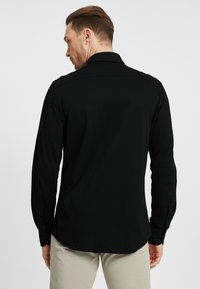 PROFUOMO - JAPANESE KNITTED - Shirt - black - 2