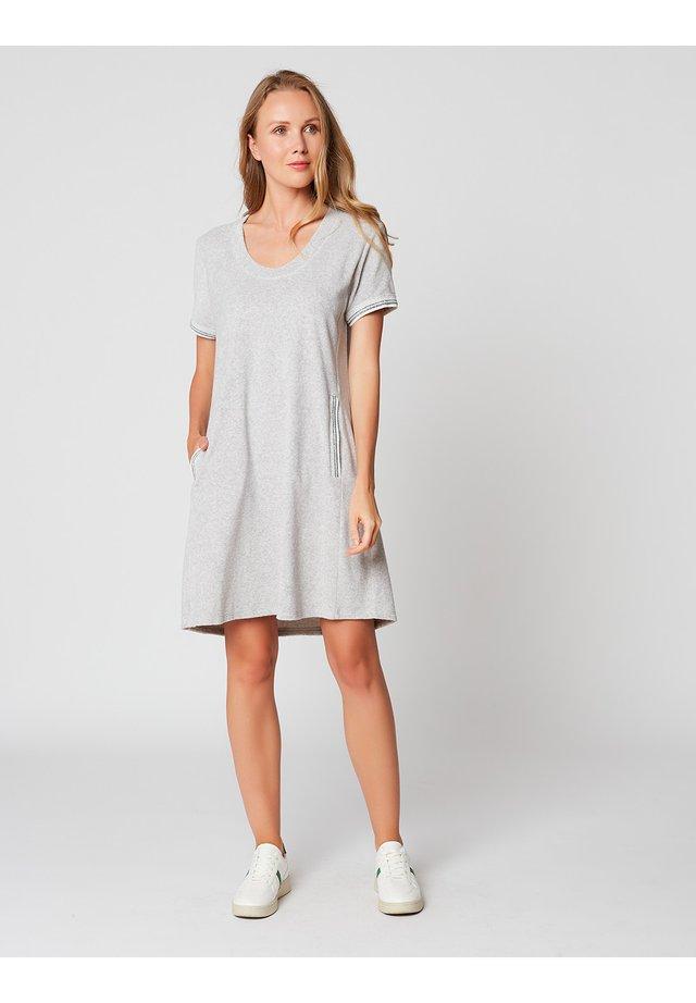 Jerseykjoler - grey