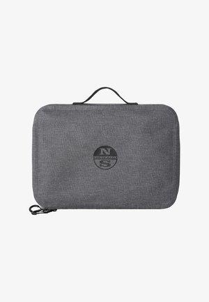 Laptoptas - dark grey melange