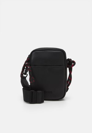 ROCKET CROSSBODY UNISEX - Across body bag - black