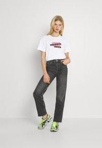 Diesel - DARIA - Print T-shirt - white - 1