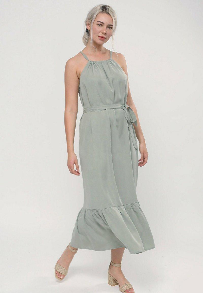 LOVJOI - Day dress - sage
