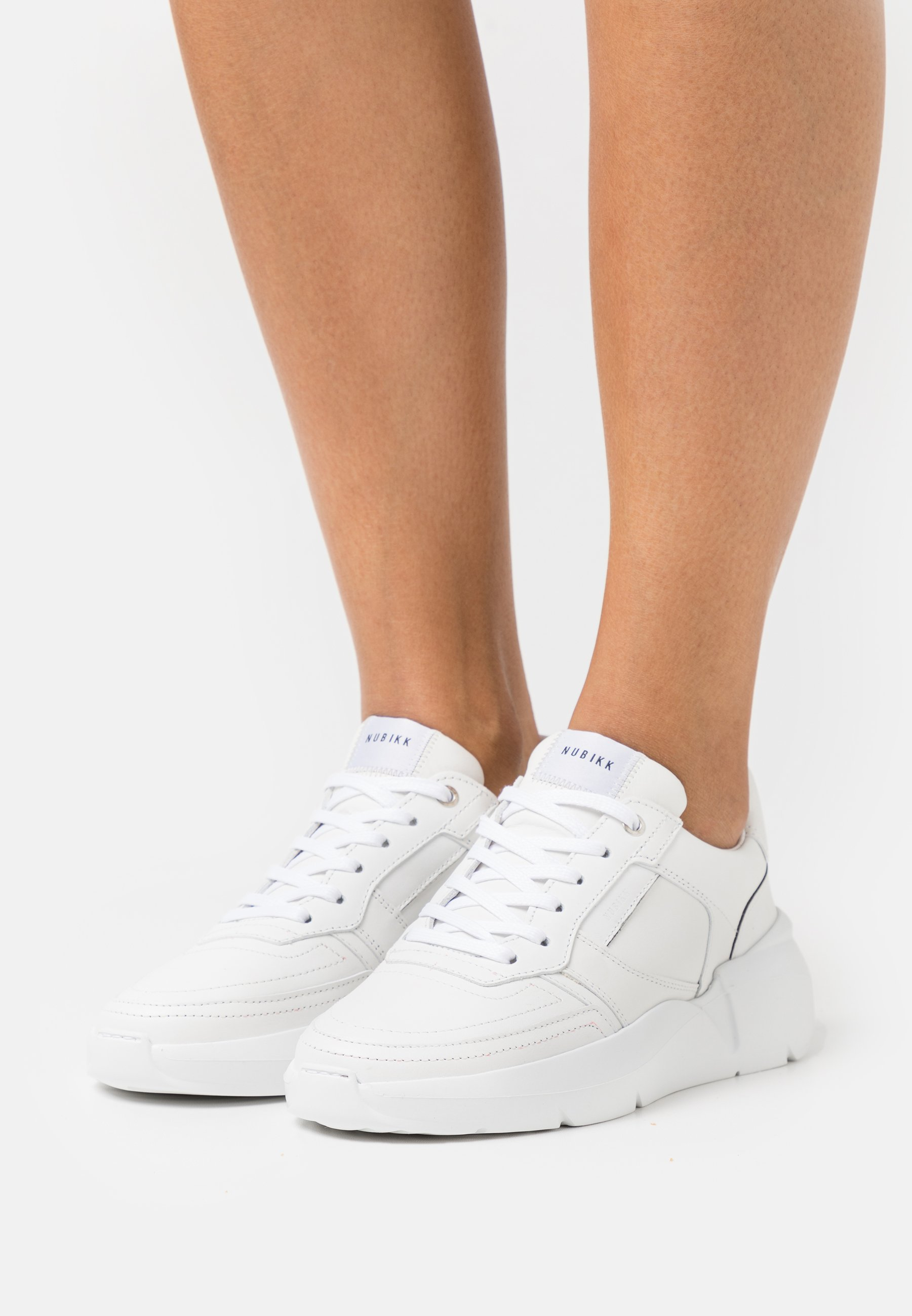 Donna LUCY MAY - Sneakers basse - white