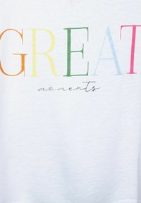 Street One - Print T-shirt - weiß - 4