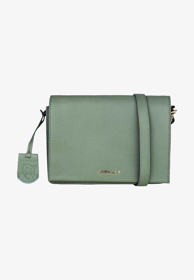 Across body bag - grün