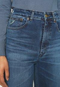 LOIS Jeans - RACHEL TURN - Straight leg jeans - vintage stone replica - 3