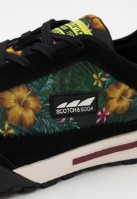 Scotch & Soda - KAGANN - Sneakers laag - black - 5