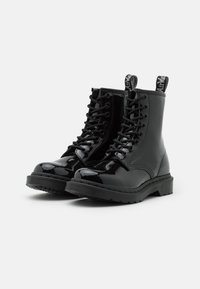 Dr. Martens - 1460 MONO - Nauhalliset nilkkurit - black - 2