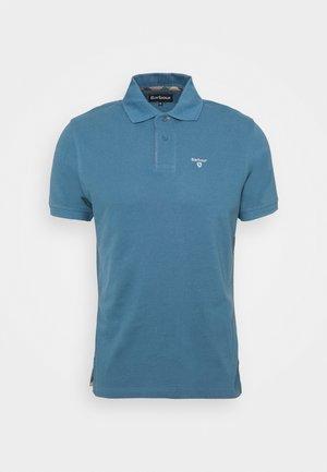 Polo shirt - pigment blue