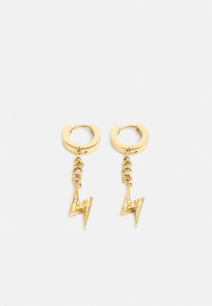 FLASH EARRINGS - Kolczyki - gold-coloured