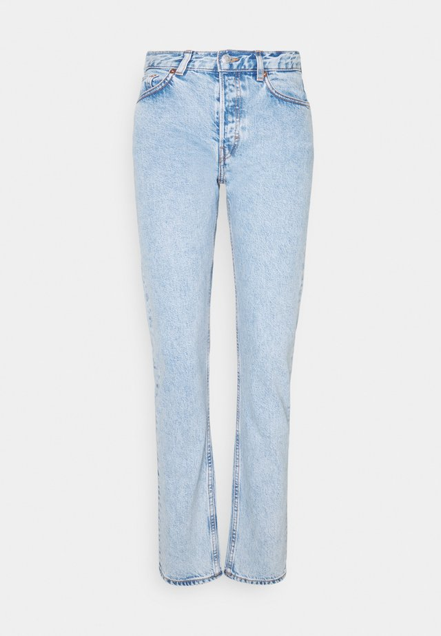 WIRE ALMOST  - Jeans straight leg - summer blue