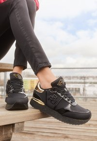 Replay - RAEFORD - Trainers - black - 3