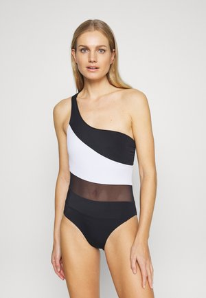 VALLARTASWIMSUIT - Costume da bagno - black