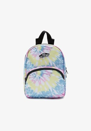 WM GOT THIS MINI BACKPACK - Rucksack - tie dye orchid