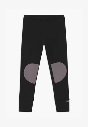 PATCH UNISEX - Leggings - Trousers - black/stone grey