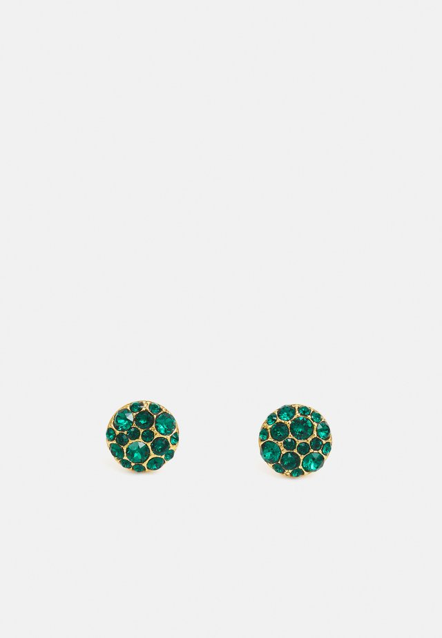 BLAIS EARRING - Oorbellen - green/gold-coloured