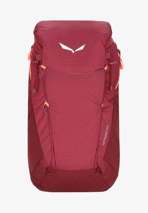 ALP TRAINER - Backpack - tawny port