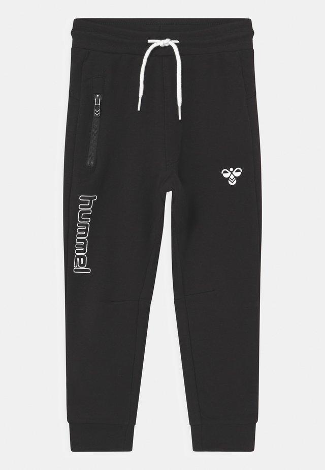 OCHO UNISEX - Teplákové kalhoty - black