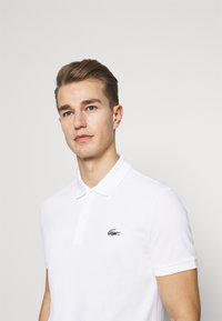 Lacoste - SLIM FIT PH1848 - Polo - blanc - 3