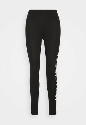 WINNE LIFESTYLE LEGGING - Trikoot - black