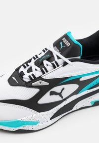 Puma - RS-FAST NANO - Trainers - white/black - 5